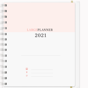 Large Planner 2021