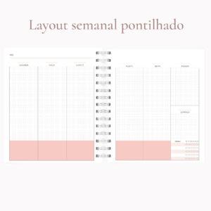 Large Planner Permanente