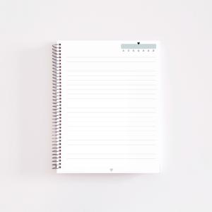 Caderno Mimimando